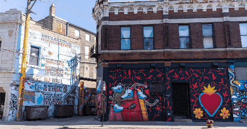 Chicago should take great pride in its wealth of murals, and yet they are defaced | Editorial