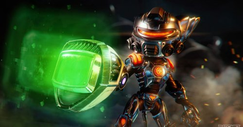 Ratchet & Clank does New Game Plus better than anyone else