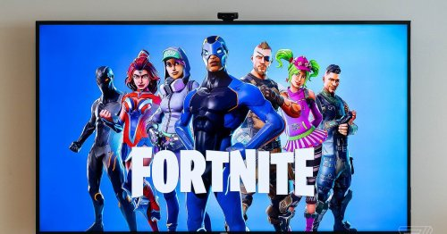 """The Epic Games v. Apple trial kicks off with kids screaming """"free Fortnite"""""""