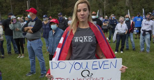 QAnon: The conspiracy theory embraced by Trump, several politicians, and some American moms