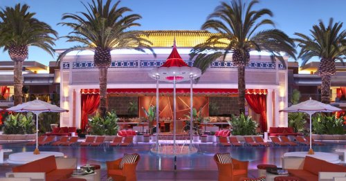 The Pool Scene Returns for Adults Only at Encore Beach Club in March on the Las Vegas Strip