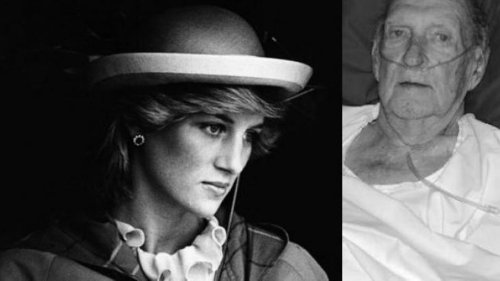 """Retired MI5 Agent Confesses On His Deathbed- """" I Killed Princess Diana Because She Knew Secrets Of Royalty( VIDEO )"""