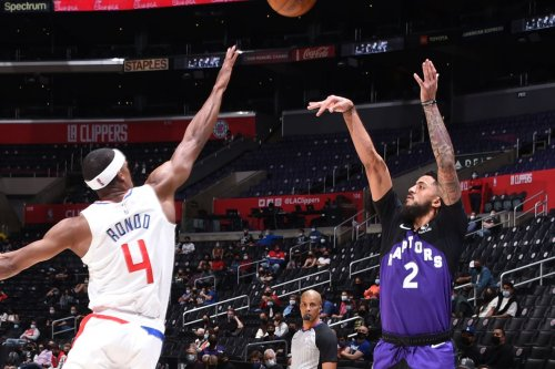 Five thoughts on last night: Clippers 105, Raptors 100