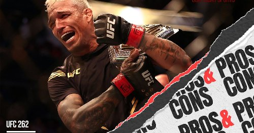 Pros and Cons: UFC 262 immediate Twitter analysis