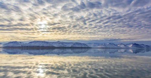 Microplastics from laundry are flooding into the Arctic