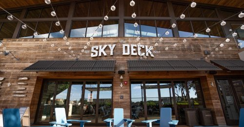 The Sky Deck Unveils First Wave of Food and Drink