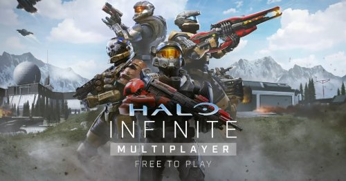 Here's a first look at Halo Infinite's multiplayer mode