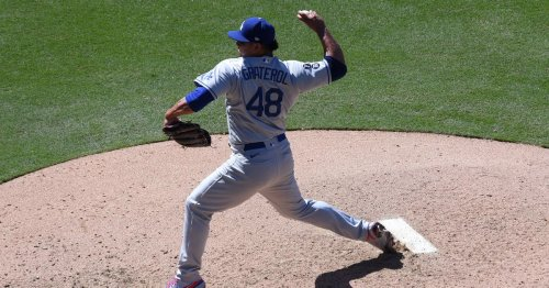 Three players on Dodgers' 40-man pitch for OKC