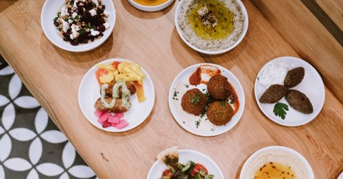 Award-Winning Middle Eastern Grocer Sahadi's Opens a Sit-Down Restaurant in Industry City