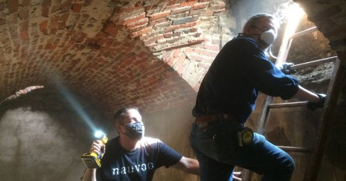 Why a Utah man thinks an underground vault near the Nauvoo Temple could be the tomb of Joseph Smith