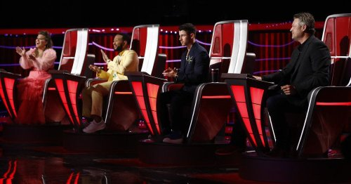 Here are the top 9 singers on 'The Voice'