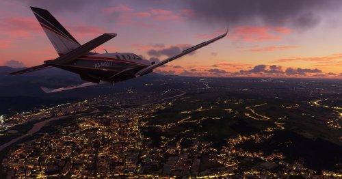 Microsoft Flight Simulator is landing on Xbox Series X / S consoles on July 27th