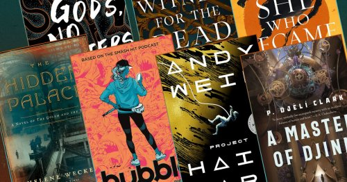 The new science fiction and fantasy books to read this summer