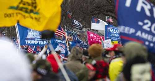 There is an epidemic of Trump supporters terrorizing election workers
