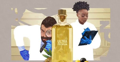 Inside the Dubious World of Olive Oil Labels