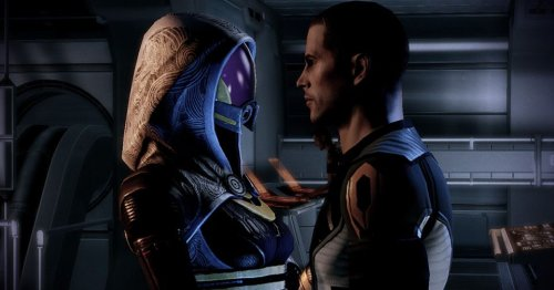 Mass Effect remaster gives Tali a new face