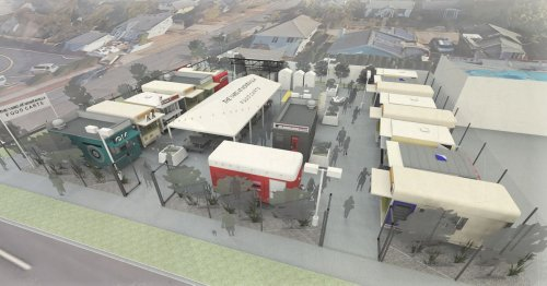 A New Food Cart Pod Is Coming to Montavilla