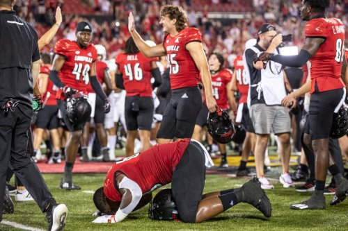 The best reactions from Louisville's thrilling win over Central Florida