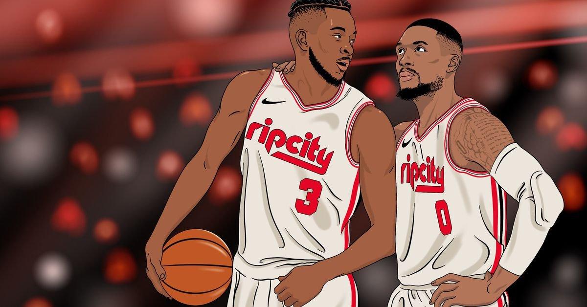 Damian Lillard and CJ McCollum's Perfect NBA Marriage