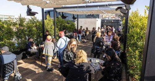 LA's Newest Rooftop Bar to Open in Culver City's Citizen Public Market