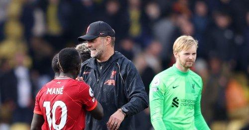 Klopp Talk: Sadio Mané Is a World Class Player
