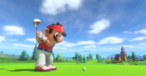 Mario Golf: Super Rush is the best Mario sports game in over a decade
