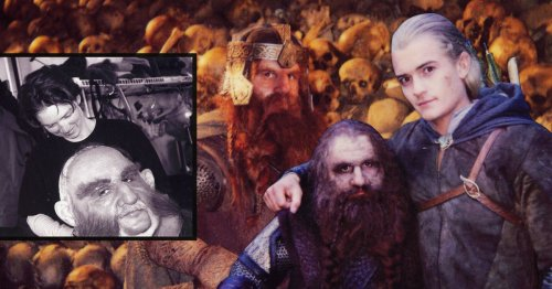 Lord of the Rings' uncredited Gimli double finally tells his tale