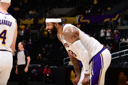 Markieff Morris says 'of course' he wants to return to Lakers in free agency: 'This is home for me'