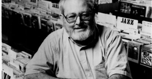Bob Koester, who ran Chicago's Jazz Record Mart, Delmark Records for decades, has died at 88