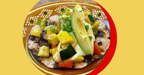 Veracruz's Calabacitas Con Queso Taco Recipe Is Peak Summer