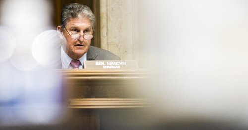 Joe Manchin's sweeping new voting rights proposal, explained