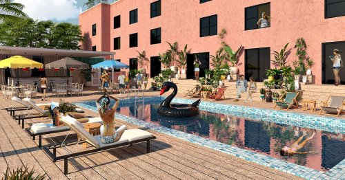 Boutique hotel and coworking space headed to Little Havana