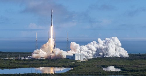 SpaceX launched and landed a Falcon 9 rocket on a record-breaking sixth flight