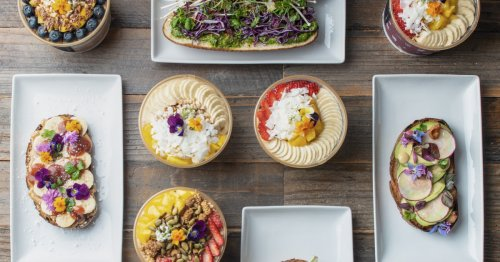 Kirkland Will Soon Get a Shiny New Cafe Serving Acai Bowls and Meatless Burgers