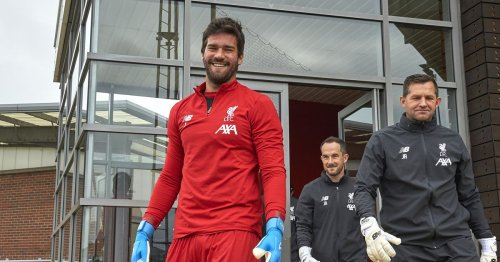 John Achterberg Happy With Alisson Goal - But Never Wants It to Happen Again