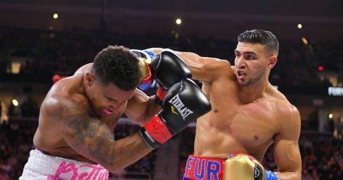 Tommy Fury opens as slight favorite over Jake Paul in potential boxing match
