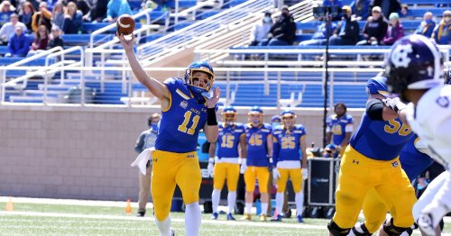 Locals Mark Gronowski, Don Gardner lead South Dakota state into FCS championship game