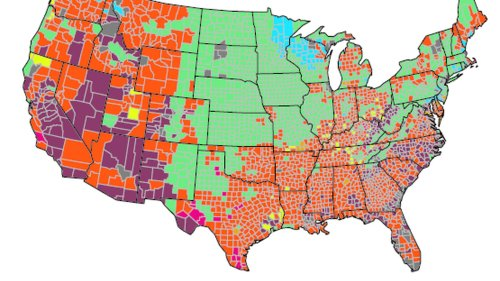 This neat interactive map shows why renewables and natural gas are taking over the US