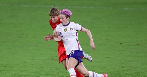 Megan Rapinoe and Quinn allocated for OL Reign in 2021