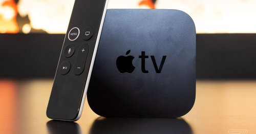 Apple TV cover image