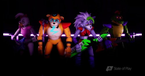 New Five Nights at Freddy's game Security Breach gets a new trailer