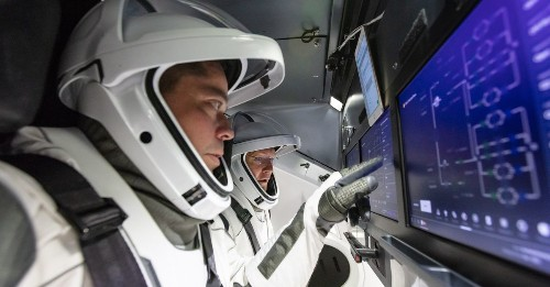 SpaceX's Crew Dragon slated to bring NASA astronauts home for the first time this weekend