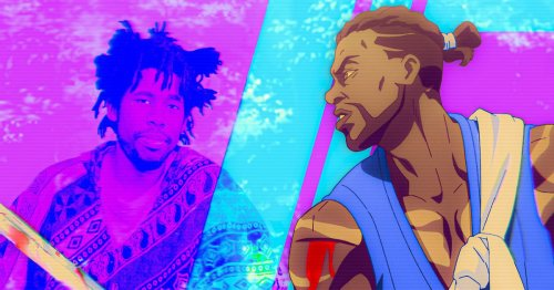 How Flying Lotus Helped Create One of the Year's Most Interesting Anime's in 'Yasuke'