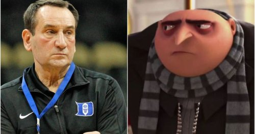 Coach K's basketball villainy will be missed, eventually
