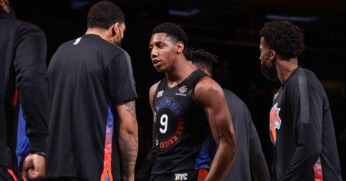 """Knicks 133, Grizzlies 129 (OT): """"MORE LIKE STAR J BARRETT"""""""