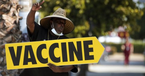 As the pandemic wears on, some Americans could need booster shots