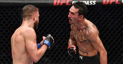 Max Holloway just redefined MMA