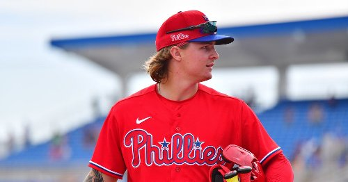 Phillies MLR 6/17-6/20: Let's really appreciate what Bryson Stott is doing this season