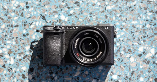 Sony's digital camera webcam software is now available for Macs