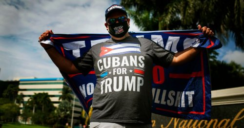 How Latinos in Miami-Dade County helped Trump win Florida
